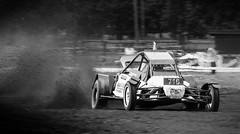 full throttle (O.I.S.) Tags: autocross offroad off road bw sw racing race racer cars action 50d 70200 dirt track
