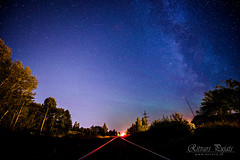 RP7_3155 (riflylv) Tags: night milky way longexposure awesome stars city nature landscape latvia rezekne cool colorful dreamy relaxing peace peaceful quiet good background sky outdoor meteor shower falling star