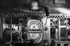 Want to drink (sim_limited) Tags: heineken drink beer bar yokohama blackandwhite pentaxart pentaxlife