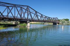 Owsley Bridge (walkerross42) Tags: owsleybridge snakeriver hagerman idaho abandoned