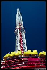 * Las Vegas, Nevada, USA (Cercle2Confusion) Tags: lasvegas stratospheretower usa nevada film cercle2confusion