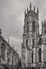 _CAP1587_DxO2_bw (sudi.chakravarthy) Tags: york minster church abbey medieval