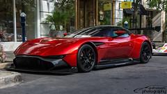 Aston Martin Vulcan (scott597) Tags: aston martin vulcan red easton town center rally for ranch 2016 columbus ohio