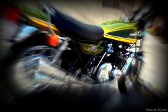 Kawa 900 vintage (Loran de Cevinne) Tags: moto kawasaki900 bike