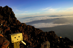Mt. Fuji(Summit)  / Canon EOS60D:SIGMA 17-50mm F2.8 EX DC OS HSM (telenity) Tags: danboard     fuji mtfuji amazon