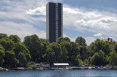 Wenner-Gren Center, Stockholm (Coldpix) Tags: stockholm stockholmcenter wennergrencenter hagaparken
