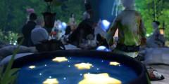 It Truly is the Star Festival! (BlueLotusOkiya) Tags: tanabata tanzaku minarai hinako bluelotusokiya secondlife geisha