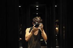 IMG_5951 (zumponer) Tags: elevator canon canon5dmarkii fullframe dslr 50mm mirror reflection florida palmbeach worthave summer