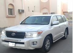 Toyota - Land Cruiser GXR - 2014  (saudi-top-cars) Tags: