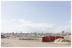 Baakenwerderstrae / Zweibrckenstrae (epha) Tags: baustelle elbphilharmonie hafencity hamburg michel skyline telemichel baakenhafen