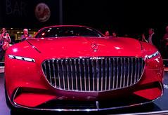 Vision Mercedes Maybach 6 (monsieur Burns) Tags: mercedes maybach