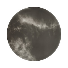 (Joann Edmonds) Tags: polaroid slr680 impossible bw600 monochrome abstract nature clouds exoplanet worlds planet cloudscape skyscape sky imagine dreamscape art series circle round sphere mystery cosmos roidweek polaroidweek roundframe blackandwhite exoplanets space science astronomy exploration