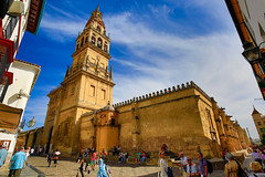 Crdoba - Mosque Cathedral (HDR) (JOAO DE BARROS) Tags: mosque hdr spain crdoba joo barros monument architecture cathedral
