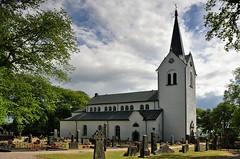 Vetlanda_kyrka_exterir_Sverige (Bochum1805) Tags: kyrka church vetlandakyrka churchtower kirche