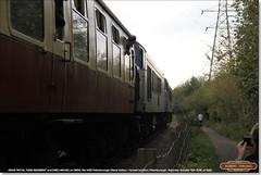 45041 'ROYAL TANK REGIMENT' and D182 Peterborough (NVR) on 2M50, October 15th 2016 b (Bristol RE) Tags: 45041 d53 53 46045 d182 182 peak peaks 45 46 2m50 peterborough nenevalleyrailway nvr class45 class46 royaltankregiment