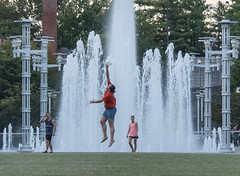 Reach for It (Cocoabiscuit) Tags: cocoabiscuit olympus em5 knoxville tennessee worldsfair fountains
