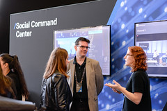 Dell EMC World 2016 (Dell's Official Flickr Page) Tags: emc enterprise cio datacenter corporateevent dell aroundtheevent computing dellworld f2tflickrday1 convention cto cloud it dellemcworld transformation austin informationtechnology technology dellemc security tx usa