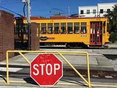 TECO 2016 Streetcar Fest (st_asaph) Tags: yborcity 2016streetcarfest streetcarfest tecolinestreetcarsystem teco tampa streetcar tram