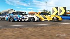Subaru Impreza Wrx Sti (Doggies Garage) Tags: forzamotorsport forzahorizon3 xboxone doggies garagenv autoglobal time attack subaru impreza wrx sti racecar