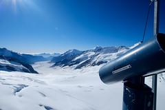 View from Jungfraujoch (wuyanxu) Tags: september switzerland fieschertal wallis ch