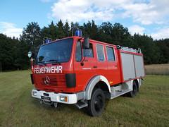 MB NG 1222 (Vehicle Tim) Tags: mercedes mb ng lkw truck fahrzeug feuerwehr fire einsatz blaulicht tlf lf