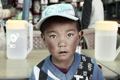 Faces of Ladakh (Rahul Gaywala) Tags: eye face gaze golden julley leh ladakh incredible india himalaya pure bliss blessed kashmir jk himachal mountain indus roadtrip wander travel blue sky clouds siachin glacier ice snow cloud adventure himalayanlandscape karakoram kid