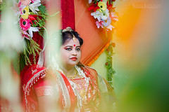 Bride (NabenduBhatt Photography) Tags: bride bengali wedding candid