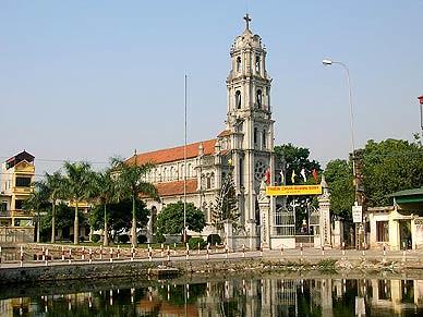 nhà thờ Phùng Khoang