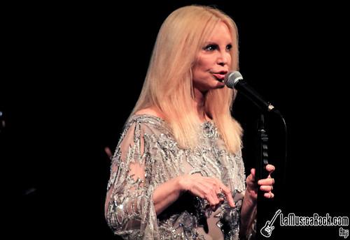 Patty Pravo @ Blue Note Milano 2014