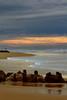 Mimizan - Couleurs de fin de journée (Cédric Darrigrand) Tags: clouds sand waves dunes ciel nuages vagues plage mimizan landes