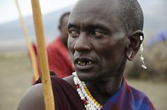 el rostre d'una vida / the face of a life (rostre massai / masai face) (nuriapase) Tags: life portrait man home face retrato cara vida m