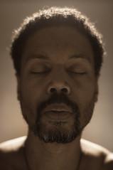 365x4.011 Outtake (malik ml williams) Tags: selfportrait men face nikon skin headshot speedlight blackmen strobe sb800 365days strobist 365rejects 365x4