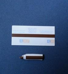 Crayon JSC de Michel Grand (ORIGr And MIchel) Tags: pen origami crayon jsc michelgrand jesuischarlie