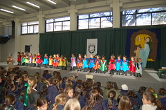 Colegio Orvalle - fiesta de navidad de infantil (2)