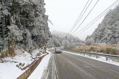 進入雪鄉 (湯小米) Tags: winter snow rain fog canon 雪 雪景 初雪 思源啞口 積雪 冬雪 1dx 霧凇 24mmf14lii