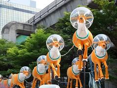 Merry X'mas (stardex) Tags: christmas xmas statue thailand bangkok deer merrychristmas centralworld stardex
