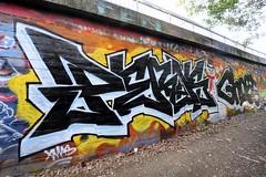 PEROS, GHOST (STILSAYN) Tags: california graffiti oakland bay ghost east area 2014 peros
