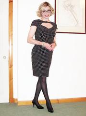 Spotify (Starrynowhere) Tags: glasses emma tights crossdressing retro tgirl transgender tranny transvestite heels transgendered pantyhose crossdresser nylons ballantyne transvestism crossdressed starrynowhere