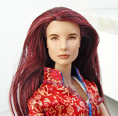NICOLE RABBIT (HADI ROUH) Tags: new guy beach girl fashion rio carson hair de toys riot model doll body pierre luke young ken barbie prince before rory foundation collection plastic change glam denim after jem choice wu ru citizen generation royalty mattel basic breaker fever eugenia maverick hadi integrity fashionistas the jointed holograms vries 2015 stingers repaint euphoric repainted fashionroyalty rouh