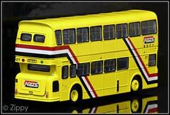 ABC Models : Daimler Fleetline, Argos Bus (Zippy's Revenge) Tags: bus scale metal toy hongkong model abc alexander collectible tayside daimler collectable fleetline argos diecast oogauge abcmodels 176thscale