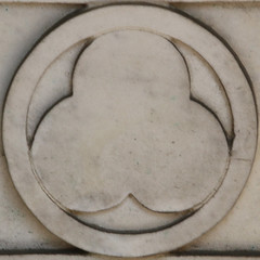 trefoil (Leo Reynolds) Tags: xleol30x squaredcircle cemetery trefoil sqset114 canon eos 70d xx2014xx sqset