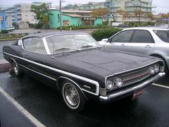 1969 Ford Torino GT (splattergraphics) Tags: ford 1969 torino carshow oceancitymd torinogt endlesssummercruisin