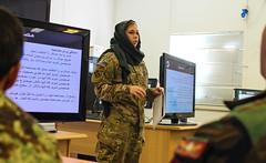 Sgt. Mariah Best of the 70th MPAD (Missouri National Guard) Tags: camera afghanistan training ana kandaharairfield pao journalism facebook socialmedia isaf publicaffairs 4thinfantrydivision kandaharprovince afghannationalarmy regionalcommandsouth 205thherocorps majgenabdulhamid