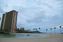 03032015_002_ (ALOHA de HAWAII) Tags: hawaii oahu diamondhead rainbowtower kahanamokulagoon