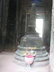 Stupa at Angkor