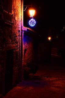 Saint-Guilhem-le-Désert, illuminations 2014