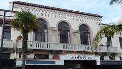 Criterion Hotel (Thomas Kelly 48) Tags: newzealand lumix panasonic nz artdeco deco napier fz150