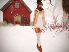 Walking (* Van *) Tags: avatar sl secondlife frisland vanleenbrooks