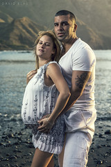 Premam Katy & Dani, esperando a Yareli (davidblas) Tags: portrait grancanaria retrato maternity session canaryislands sesiones agaete premam strobist davidblas davidblasphotograpy