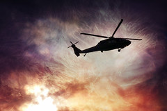 Battle (crowt59) Tags: silhouette arlington lumix war texas battle victory helicopter courage crowt59 zs3 texturedtexas
